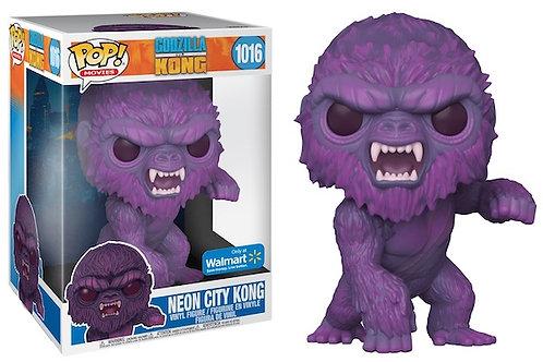 Neon City Kong Funko Pop! Godzilla VS Kong Walmart Exclusive #1016