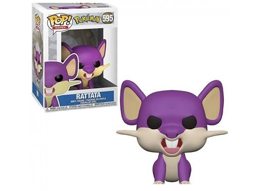 Rattata Funko Pop! Pokemon #595