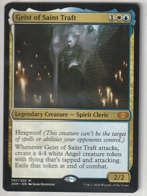 Geist of Saint Traft Double Masters #197/332
