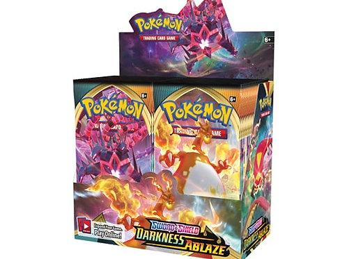 Darkness Ablaze Sword And Shield Pokemon Booster Box