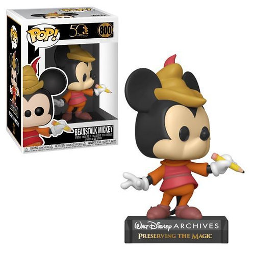 Beanstalk Mickey Funko Pop! Disney Archives #800