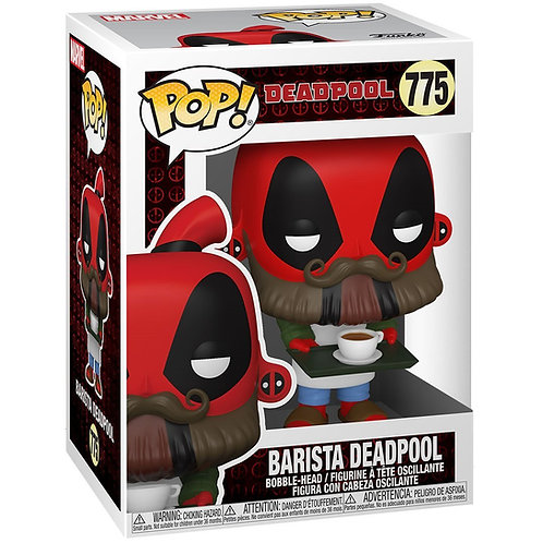 Barista Deadpool Funko Pop! Deadpool #775