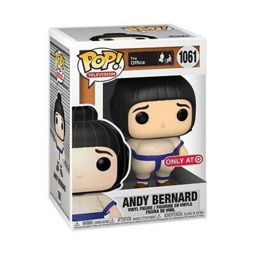 Andy Bernard Funko Pop! The Office #1061  Target Exclusive