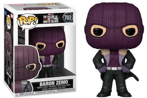 Baron Zemo Funko Pop! The Falcon Winter Soldier # 702