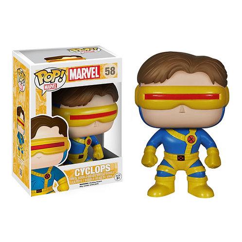 Cyclops Funko Pop! Marvel #58