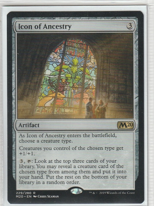 Icon of Ancestry Core Set 2020 229/280