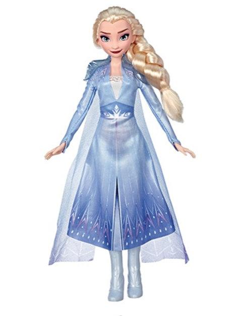 Disney Frozen II Elsa Action Figure
