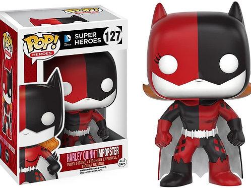 Harley Quinn Imposter Funko Pop! DC Super Heroes #127