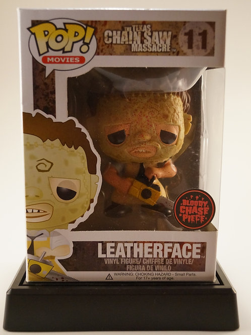 Leatherface Funko Pop! The Texax Chainsaw Massacre #11 Vaulted Bloody Chase