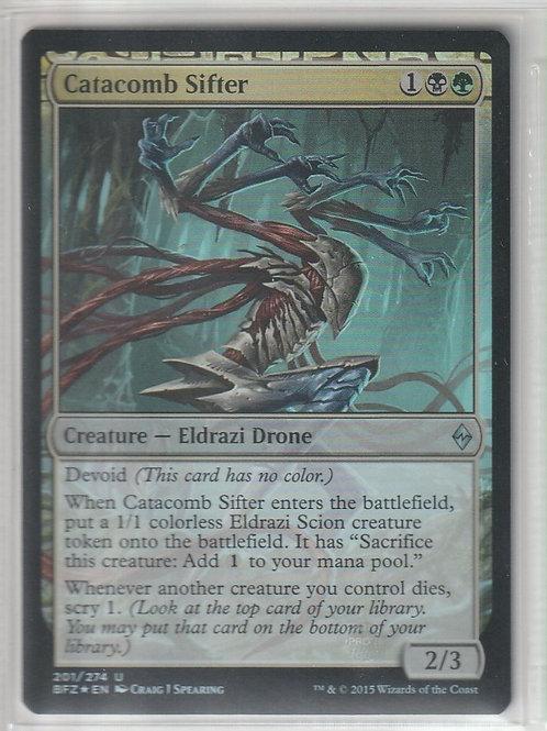 Catacomb Sifter Foil Battle for Zendikar #201/274
