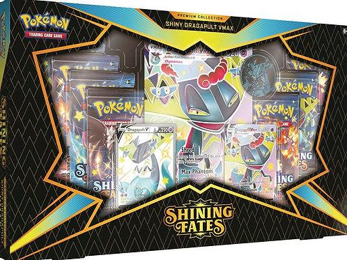 Pokemon Shiny Dragapult VMax Premium Collection