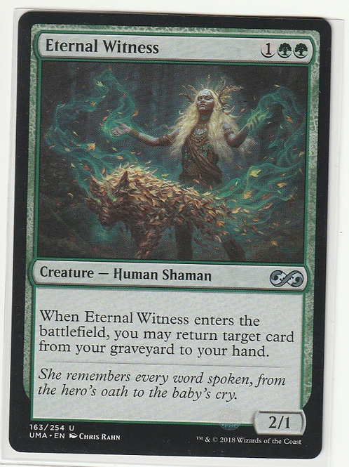 Eternal Witness Ultimate Masters #163/254