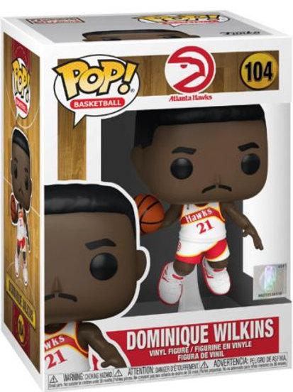 Dominique Wilkins Funko Pop! NBA Legends #104