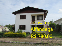 Casa no Alfândega