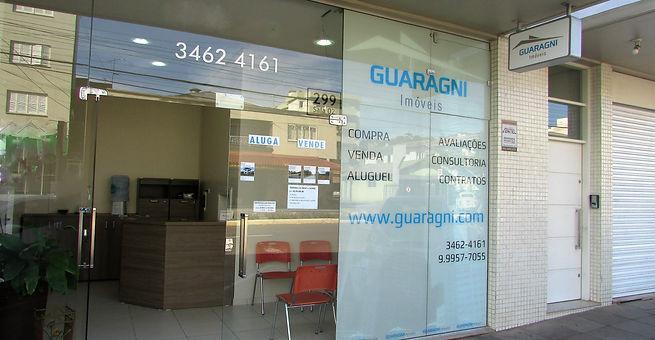 Sobre a Imobiliária Guaragni