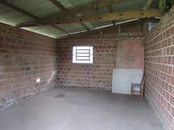 Garagem coberta