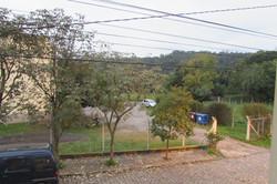 em frente ao colégio Irmã Teofânia