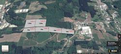 Área de terras em Vila Rica