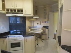 Cozinha mobiliada