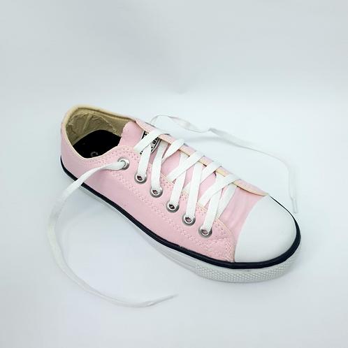 Tenis Allstar rosa bebe Réplica.