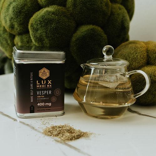Vesper // 400 mg CBD Tea