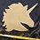 Thumbnail: Wood Plaque- Unicorn