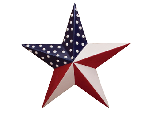 "All American 12"" Ceramic Star Kit"