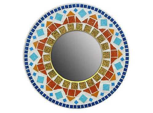 """Large 12"""" Mosaic Mirror Kit"""