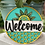 Thumbnail: 3D Wood Kit-Welcome Pineapple Door Hanger
