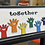 Thumbnail: DIY Kit-Together Wood Sign, 3D- Great for Pride!