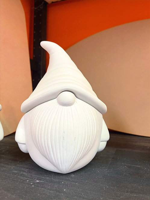Gnome Cookie Jar