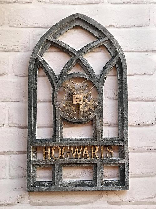 3D Wood Kit-Harry Potter Wooden Window