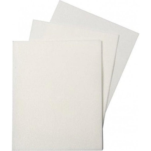 High quality Wafer Paper 0.5mm - 12 sheets, A4