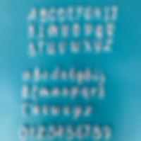 Alphabet stencils - Sweet.jpg
