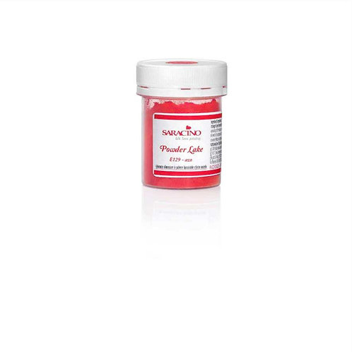 Saracino Powder Colour - Red 5g
