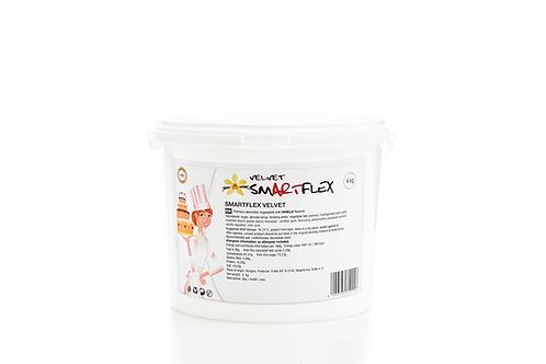 Smartflex Velvet Vanilla - Sugarpaste Fondant 4kg
