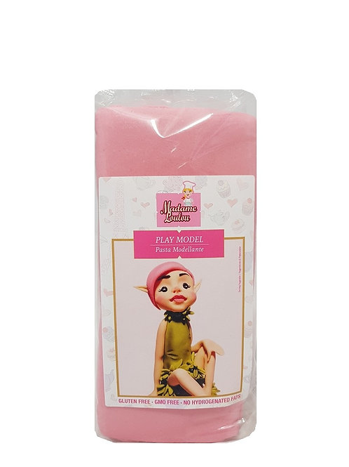 Madame Loulou Modelling Paste (Play Model) - Pink, 1kg