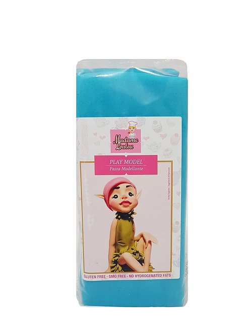 Madame Loulou Modelling Paste (Play Model) - Blue, 1kg