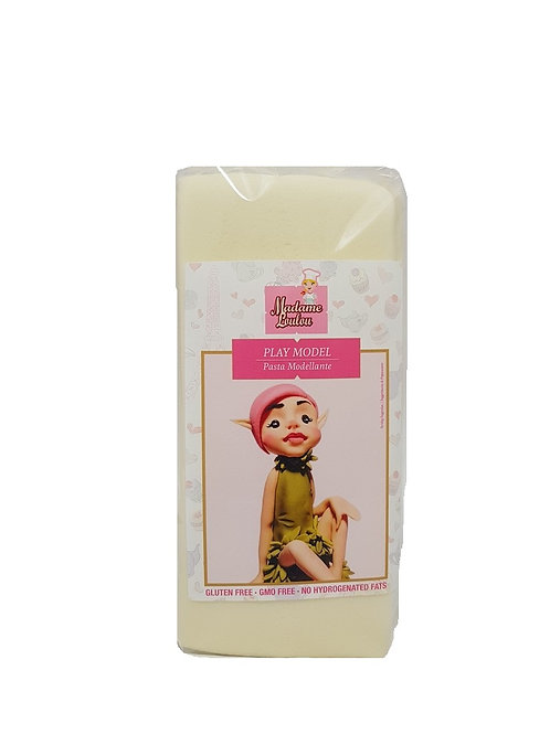 Madame Loulou Modelling Paste (Play Model) - White, 1kg