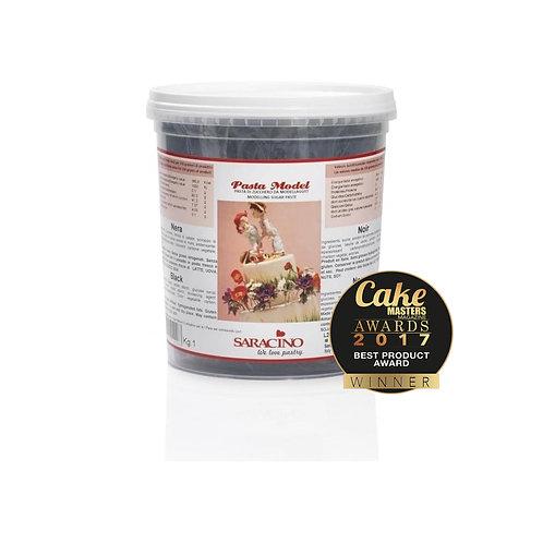 Saracino Modelling Paste - Black, 1kg