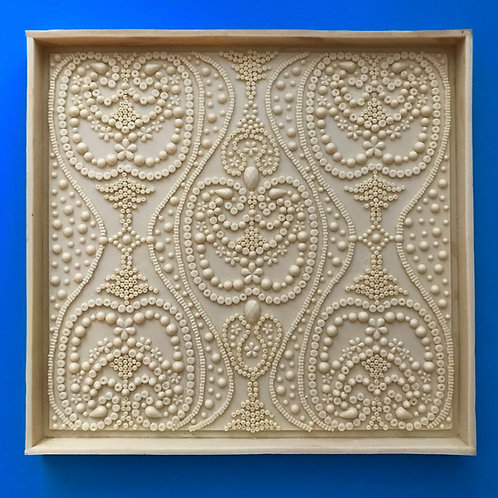 Silicone decorating mould - Gatsby