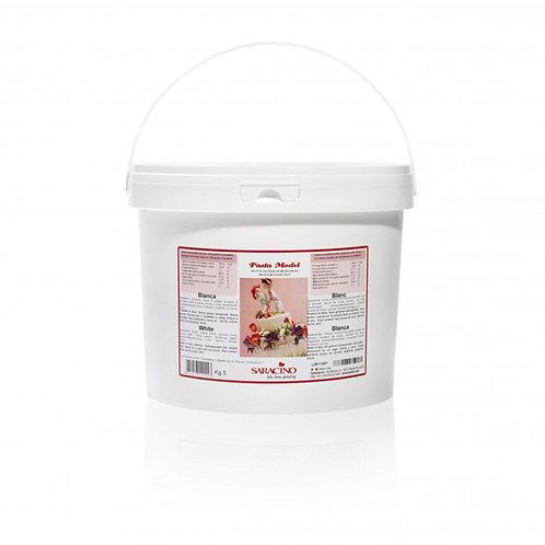 Saracino Modelling Paste - White, 5kg