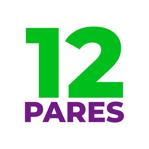 12-PARES MIX (20.000 par)