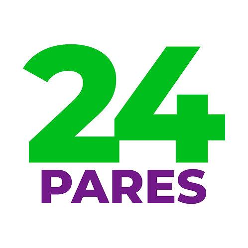 24-PARES MIX (15.000 par)