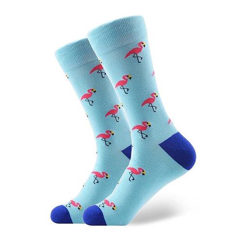 BlueSky Flamingos