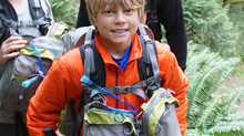 Introductions:  Ashby Ziemer (10)   Brother, Son, Adventurer