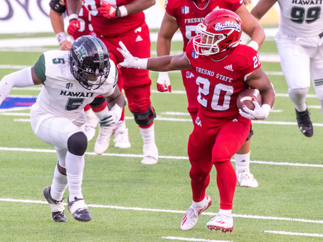 Ranking the Mountain West Running Backs for 2021