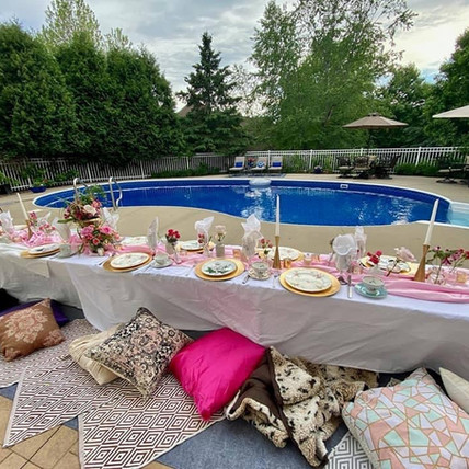 Pop Up Picnic Party ...Boom