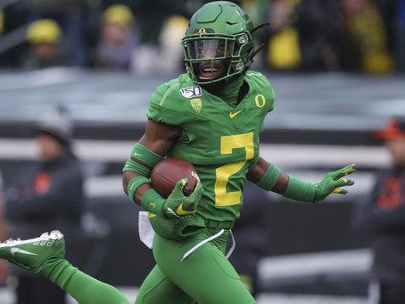 Fastest Players in the Pac-12 North for 2020