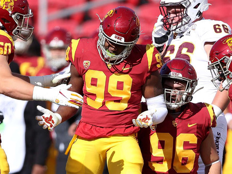 Ranking the Pac-12 Outside Linebackers for 2021